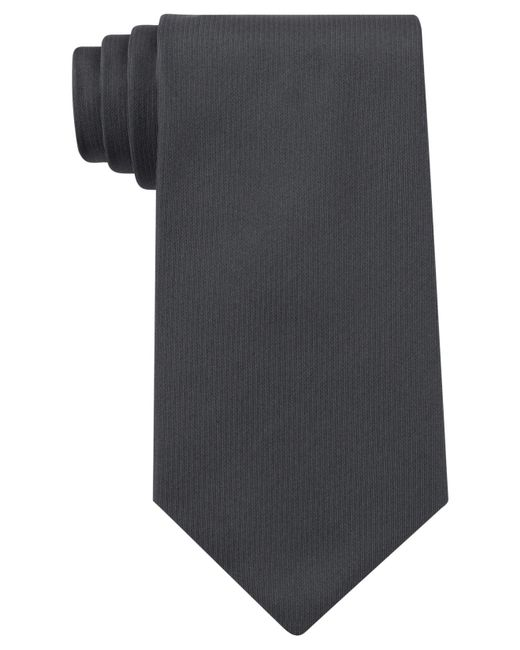 Kenneth Cole Reaction | Gray Tie, Darien Solid for Men | Lyst