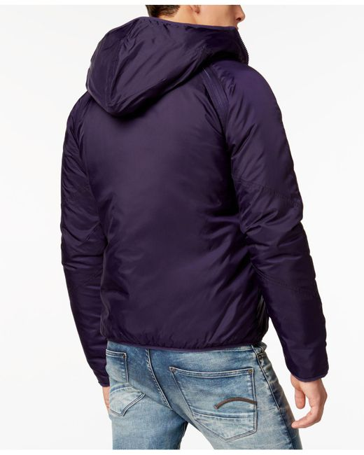 G star padded jacket mens