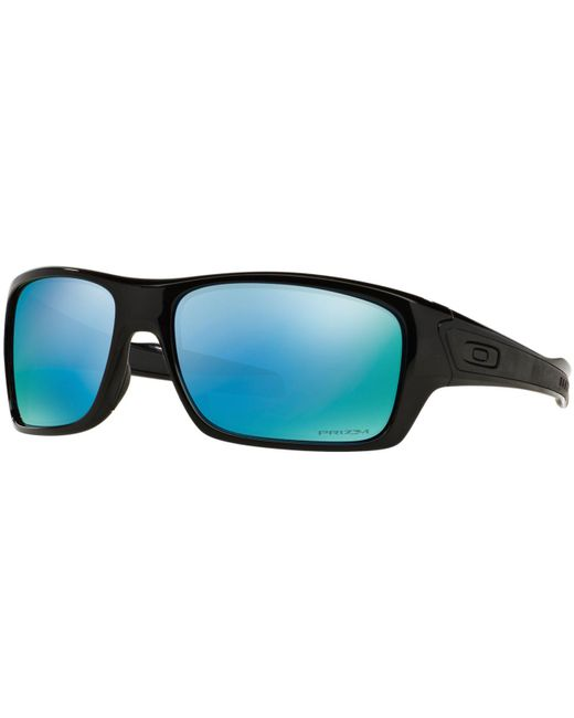 6e3a4121a2 Oakley - Black Polarized Sunglasses