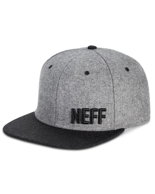 Neff | Gray Men's Daily Embroidered Logo Hat for Men | Lyst