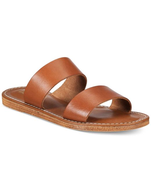 Bella Vita | Brown Imo-italy Sandals | Lyst