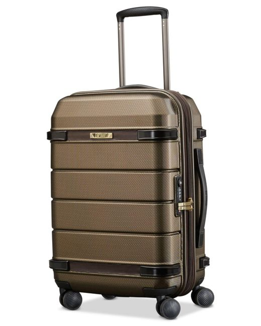 Hartmann - Multicolor Century Hardside Expandable Carry-on Spinner Suitcase for Men - Lyst