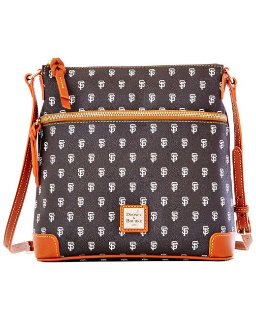 Dooney & Bourke - Blue San Francisco Giants Crossbody Purse - Lyst