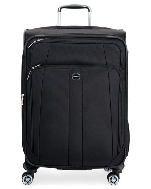 "Delsey | Black Helium Breeze 5.0 25"" Spinner Suitcase for Men | Lyst"