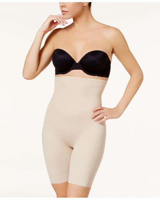 Miraclesuit | Black Extra Firm Control High Waist Thigh Slimmer 2759 | Lyst