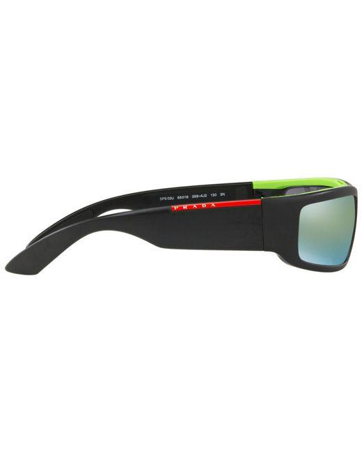 0f4b189cc55 ... Prada - Multicolor Sunglasses