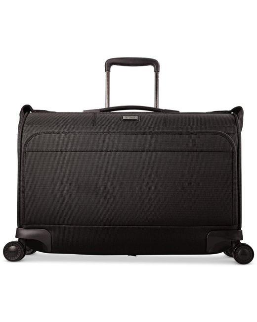 Hartmann - Black Ratio Carry-on Glider Garment Bag for Men - Lyst