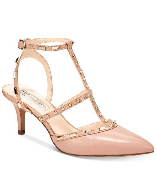 INC International Concepts - Pink Carma Pumps - Lyst
