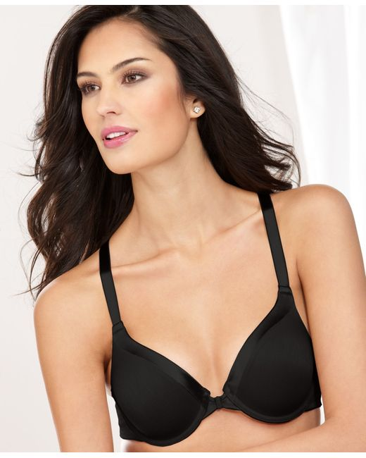 Vanity Fair Illumination Full Coverage Underwire Bra 75339 In Black
