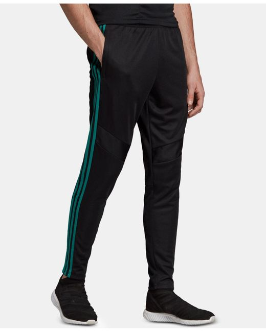 8c6479369 ... Adidas - Black Tiro 19 Climacool® Soccer Pants for Men - Lyst ...