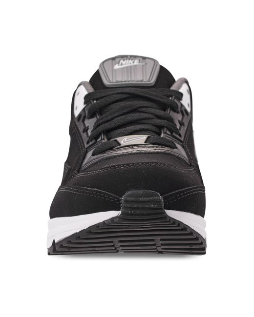 promo code 87766 ad038 ... Nike - Black Air Max Ltd 3 Running Sneakers From Finish Line for Men -  Lyst ...