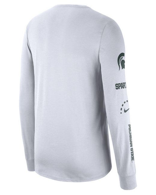 290132ec9 Mens Syracuse Orange Nike Fearless Shootaround Long Sleeve T Shirt ...