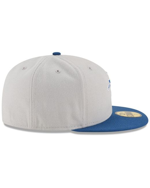 separation shoes 1548f bdba8 ... KTZ - Multicolor Indianapolis Colts Team Basic 59fifty Cap for Men -  Lyst