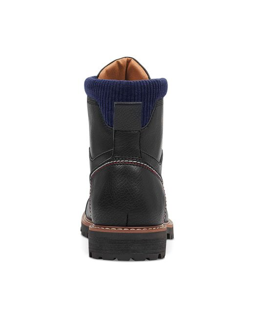 93bc3eadb308e7 tommy hilfiger womens ron lace up winter boots boots shoes macy s ...