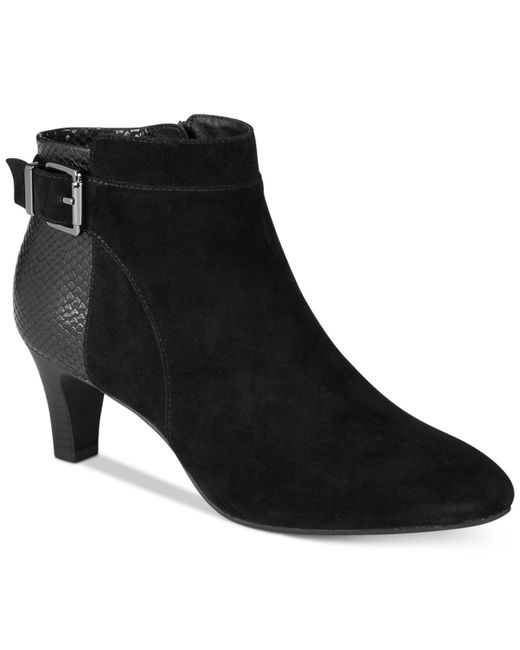 Alfani | Black Women's Viollet Ankle Booties | Lyst