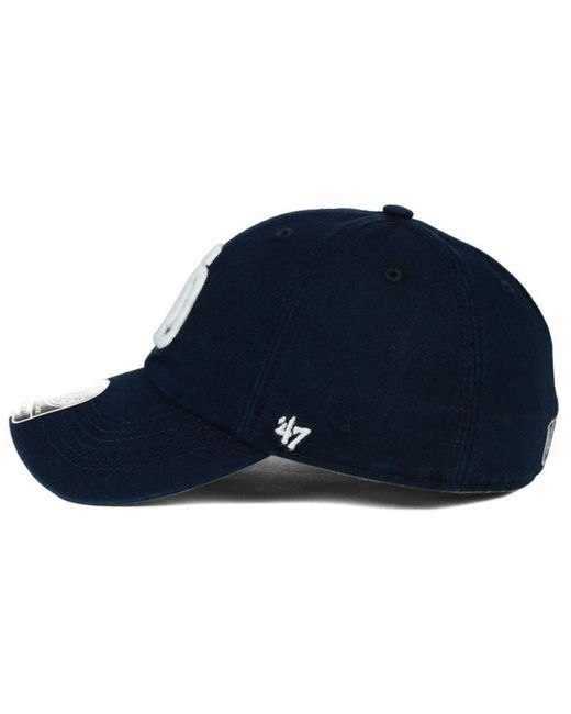 1c64efd29f182 ... 47 Brand - Blue Franchise Cap for Men - Lyst ...