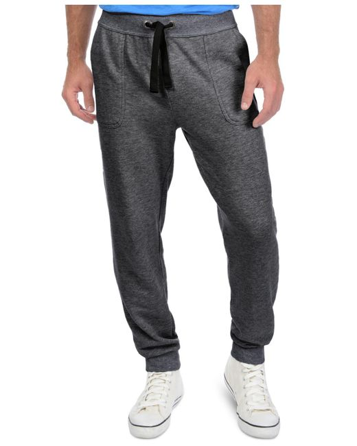 2xist - Gray Athleisure Men's Terry Sweatpants for Men - Lyst