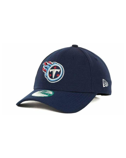 KTZ - Blue Tennessee Titans First Down 9forty Cap for Men - Lyst