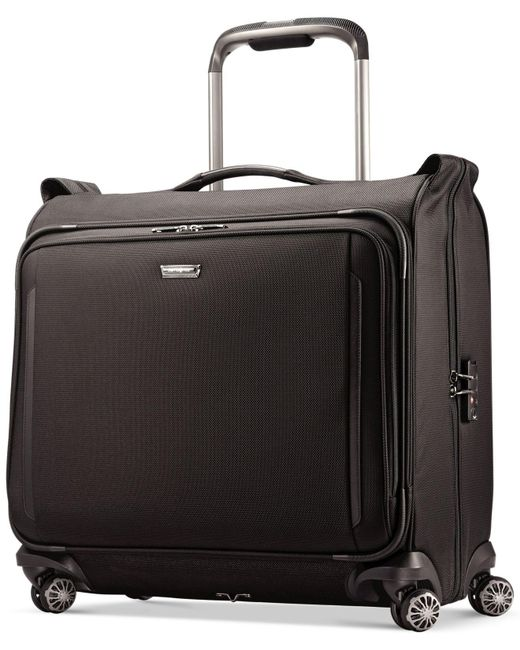 Samsonite - Black Silhouette Sphere Xv Duet Voyager Garment Bag for Men - Lyst