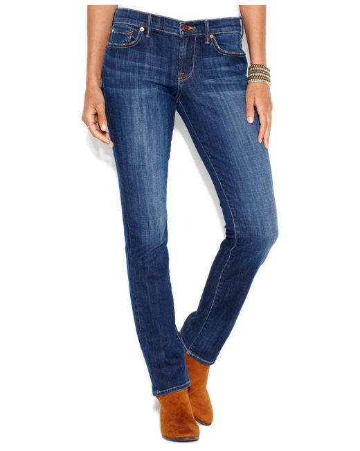 Lucky Brand - Blue Sweet 'N Straight-Leg Jeans - Lyst