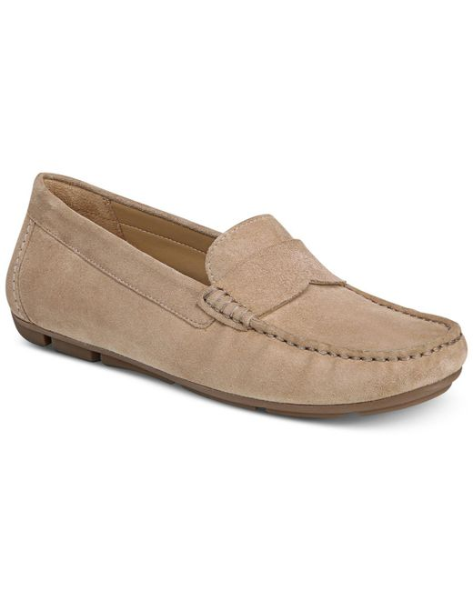 45c91a1eb24 Lyst - Naturalizer Brynn Loafers in Natural - Save 40%
