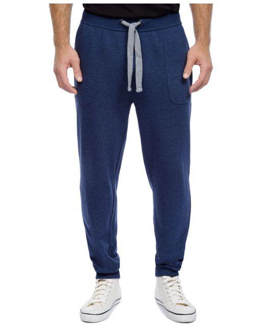 2xist - Blue Athleisure Men's Terry Sweatpants for Men - Lyst
