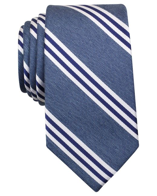 Nautica - Blue Bilge Striped Tie for Men - Lyst