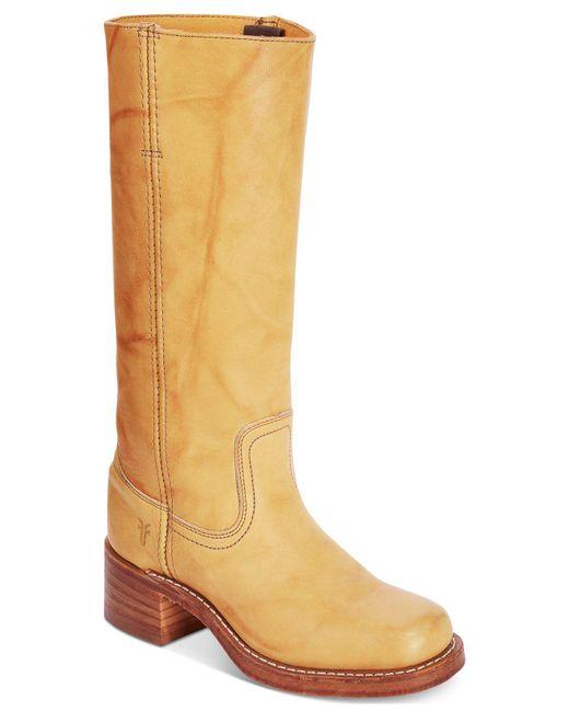 Frye - Multicolor Women's Campus Boots - Lyst