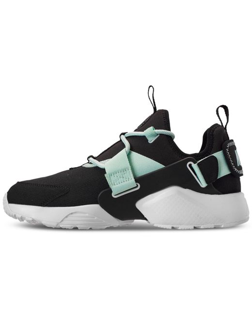 7bb2642a8c2af Lyst - Nike Air Huarache City Sneaker in Black - Save 25%