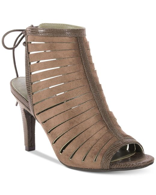 Rialto | Brown Rori Strappy Sandals | Lyst