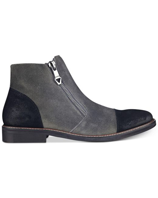 guess s joris casual boots for lyst