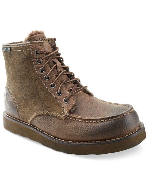 Eastland - Natural Lumber Up Boots for Men - Lyst