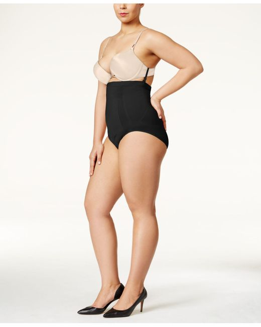 085fd42c8702 Spanx - Natural Plus Size Extra Firm Control Oncore High Waist Brief Ps1815  - Lyst