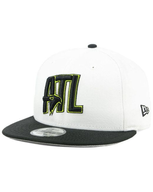 KTZ - Black Atlanta Hawks Light City Combo 9fifty Snapback Cap for Men - Lyst