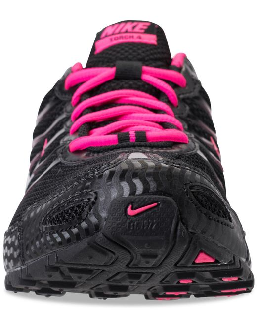 the latest 7d8af aadb0 ... Nike - Black Women s Air Max Torch 4 Running Sneakers From Finish Line  ...