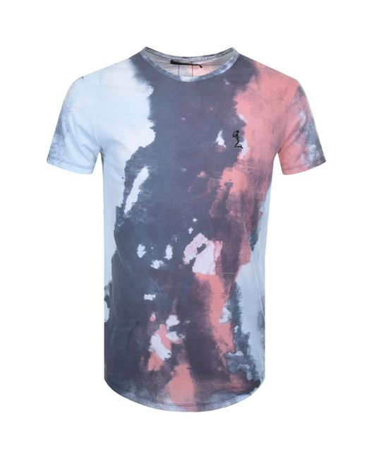 Religion - Storm T Shirt Blue for Men - Lyst