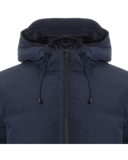 Jack Wills - Blue Embleton Lightweight Down Jacket Navy for Men - Lyst