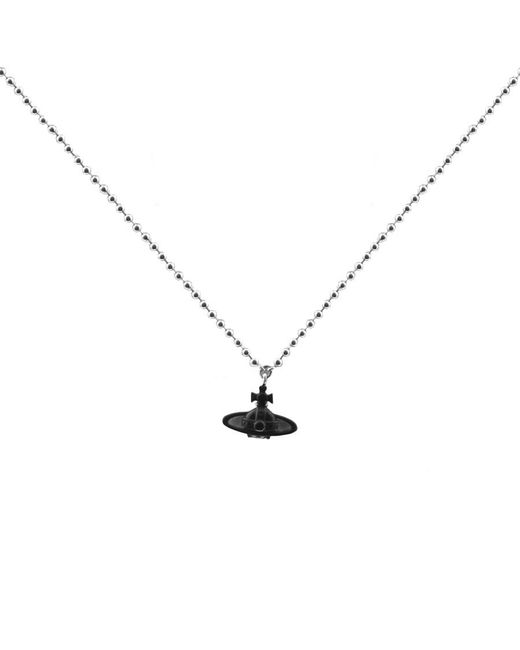 Vivienne Westwood - Metallic Suzon Necklace for Men - Lyst