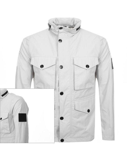Peak Performance Gray Hunt Jacket for men