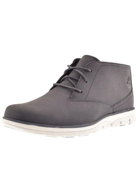 Timberland - Blue Bradstreet Chukka Boots Navy for Men - Lyst