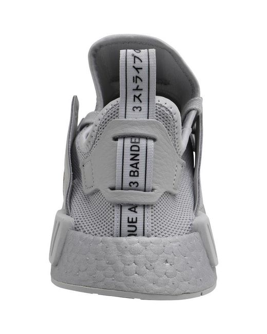 b1093fc302ef ... Adidas Originals - Gray Nmd xr1 Trainers Grey Two grey Two silver  Metallic for Men ...
