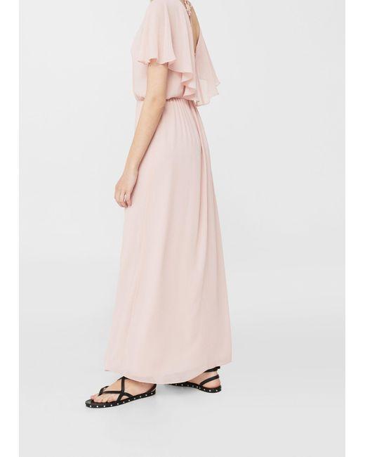 Mango | Pink Dress | Lyst