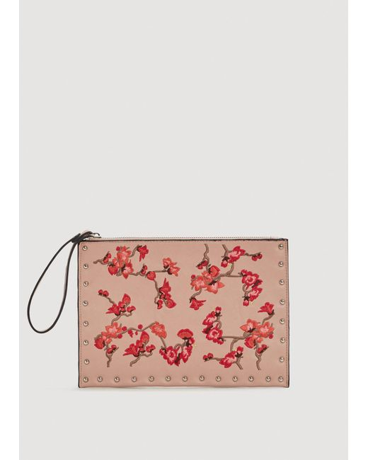 Mango - Pink Cosmetic Bag G-- - Lyst