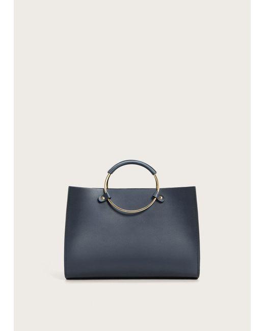 Violeta by Mango - Blue Bag M-- - Lyst