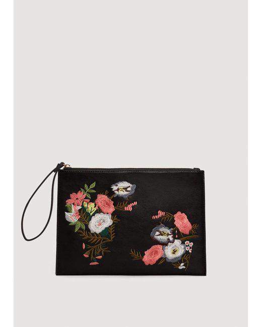 Mango - Black Cosmetic Bag G-- - Lyst