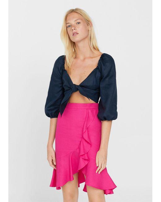 Mango | Multicolor Skirt | Lyst