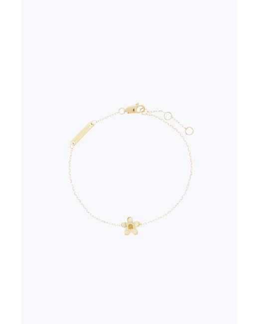 Marc Jacobs | Metallic Daisy Chain Bracelet | Lyst