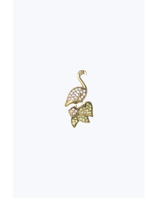Marc Jacobs | Pink Flamingo Pin | Lyst