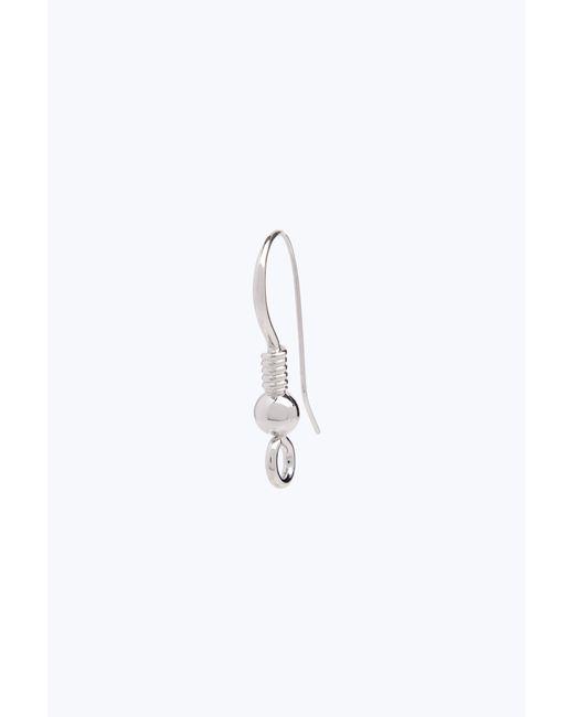 Marc Jacobs - Metallic Small Hook Single Earring - Lyst