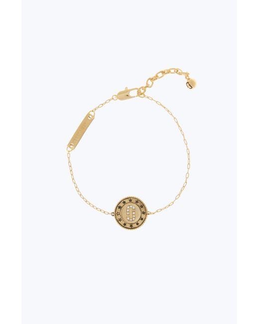 Marc Jacobs - Metallic Double Sided Chain Bracelet - Lyst